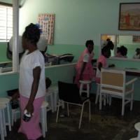 salle de classe coiffure