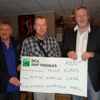 1000€ SAVE EMILIE LAHR